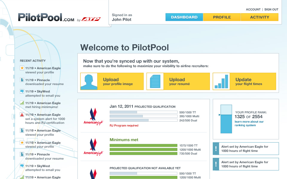 Screenshot 5 of PilotPool