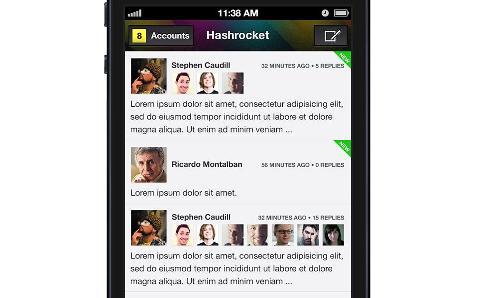 Screenshot 3 of Fanhub