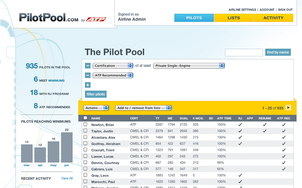 Screenshot 3 of PilotPool