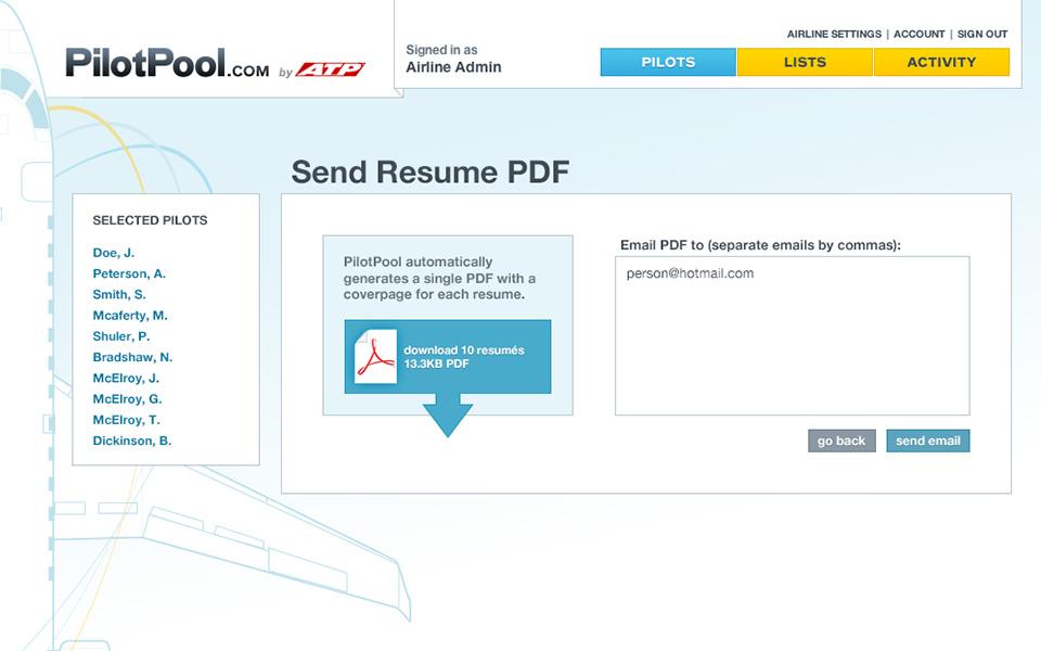 Screenshot 4 of PilotPool